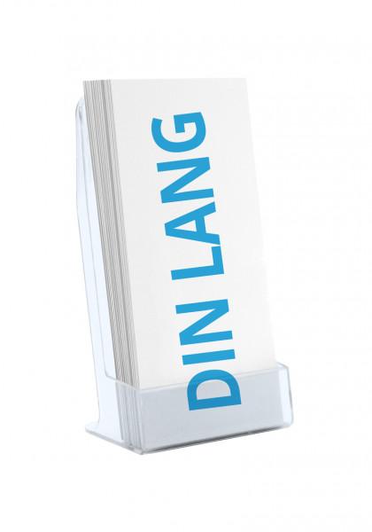 Flyer Freigestaltung Getränke-Flyer (DIN Lang Falzflyer / 6 Seiten)
